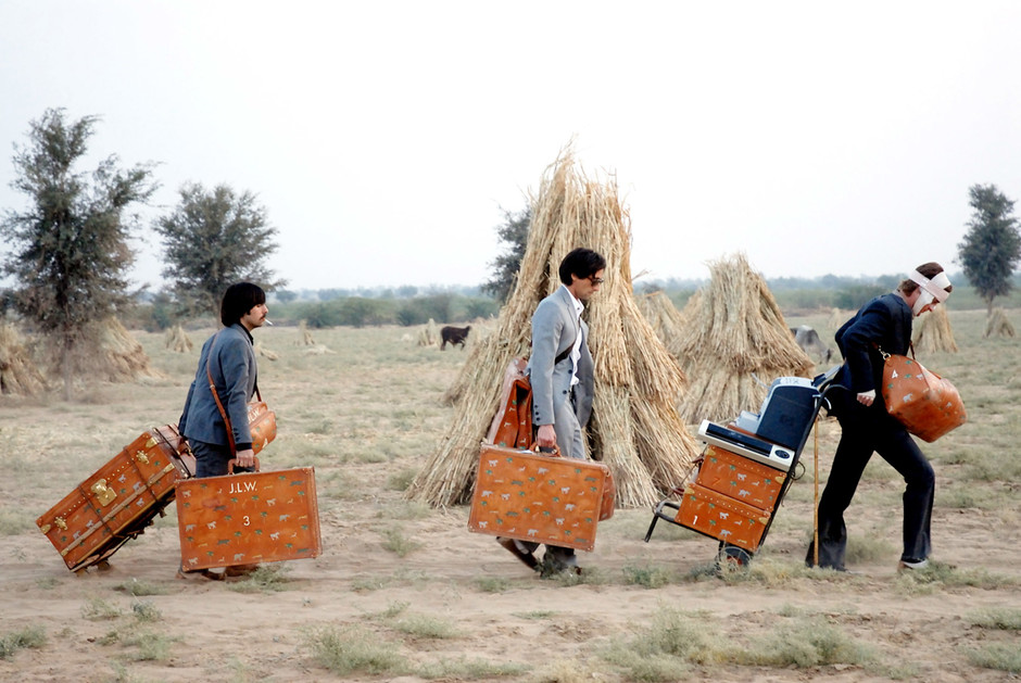 Кадр из фильма «Поезд на Дарджилинг. Отчаянные путешественники»