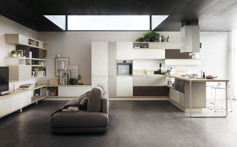 Кухня Foodshelf – новый проект дизайнера Ора Ито для Scavolini | галерея [1] фото [4]