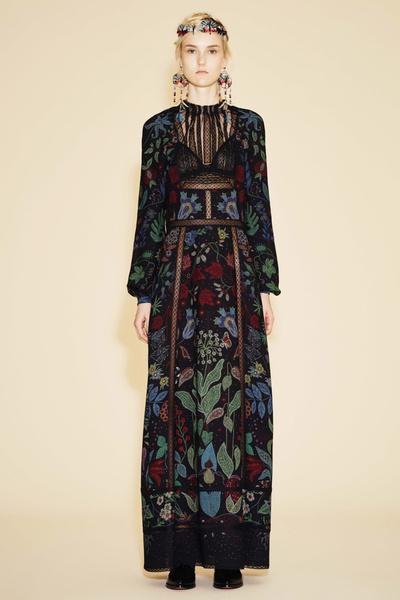 Дом Valentino представил круизную коллекцию | галерея [1] фото [80]