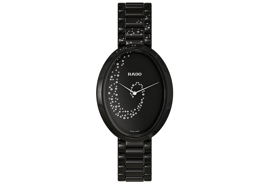 Часы eSenza Ceramic Touch Jubile, high-tech-керамика, бриллианты, Rado, цена по запросу