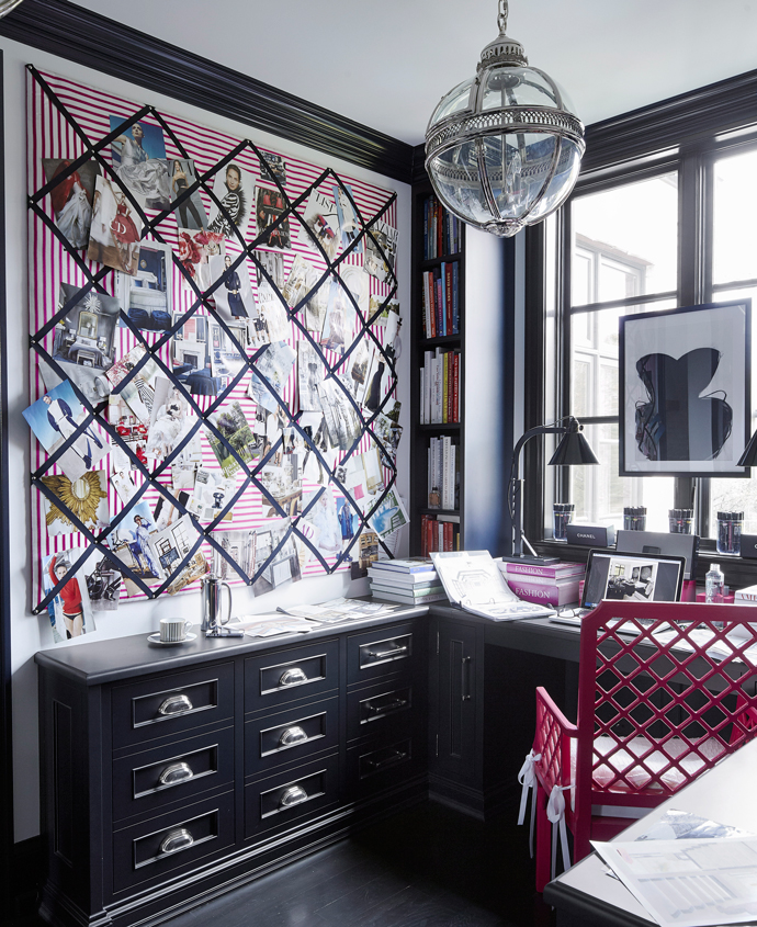 дом декоратора в Чикаго