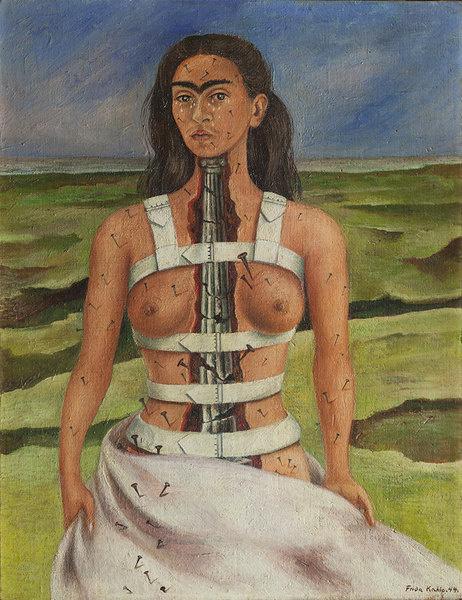 Открылась выставка Фриды Кало | галерея [1] фото [4]
