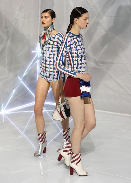 Неделя моды в Лондоне: день пятый | галерея [1] фото [4]