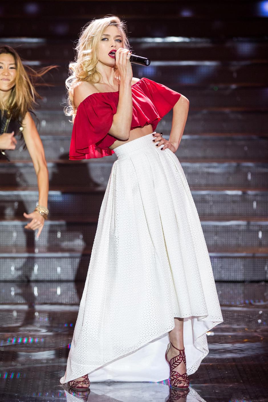 вера брежнева на конкурсе мисс россия 2014