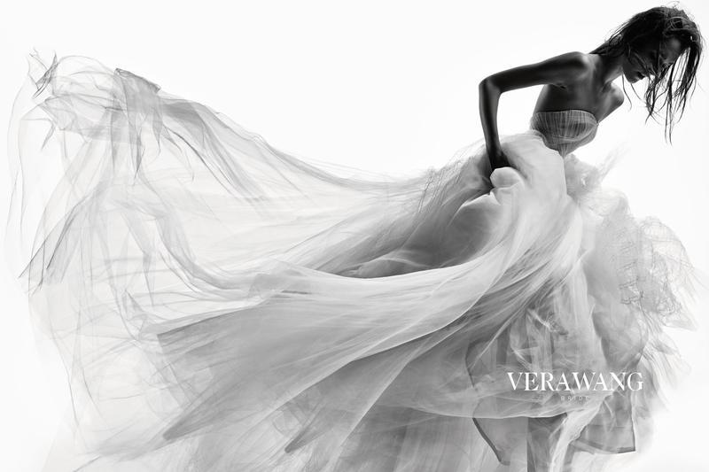 Коллекция свадебных платьев от Vera Wang