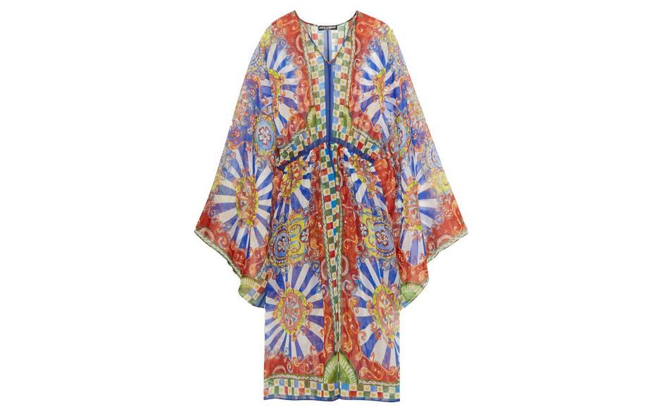 Выбор ELLE: кафтан Dolce&Gabbana
