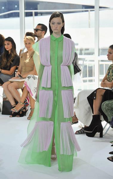 Неделя моды в Нью-Йорке: день девятый | галерея [1] фото [12]