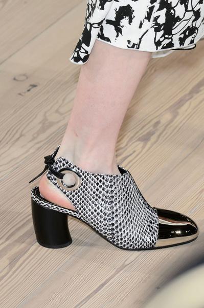 Самая красивая обувь Недели моды в Нью-Йорке | галерея [1] фото [1]