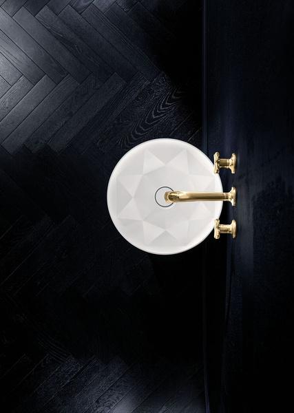 Грани прекрасного: раковина Octagon от Villeroy & Boch | галерея [1] фото [2]