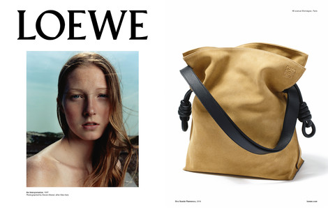 Бренд Loewe представил новую рекламную кампанию