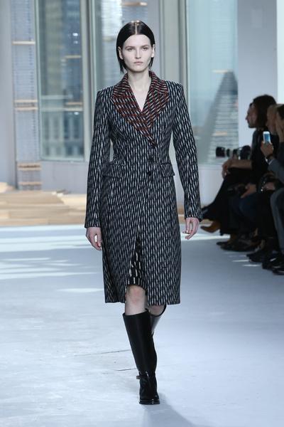 Неделя моды в Нью-Йорке: 18 февраля | галерея [1] фото [5]