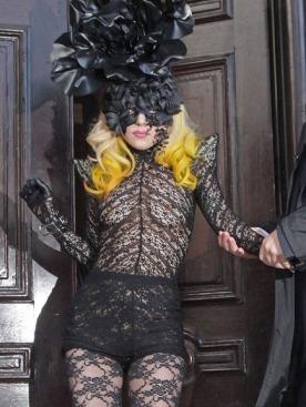 Леди Гага на мероприятии MAC