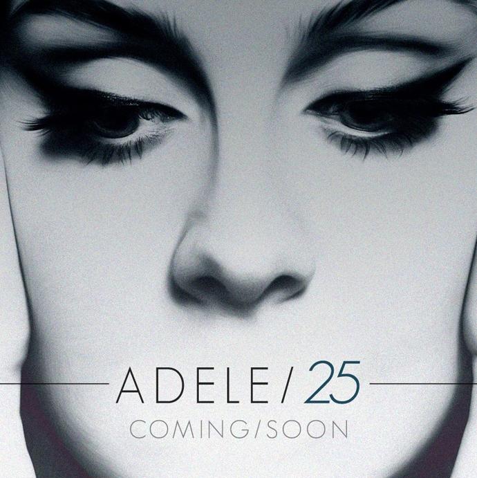 Адель 25 альбом