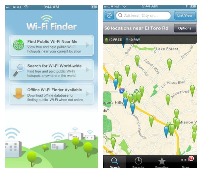 Wi—Fi Finder