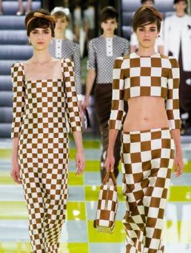 Звездный выбор: коллекция Louis Vuitton весна-лето 2013