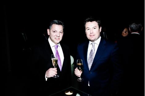 В Москве прошел торжественный ужин Dom Pérignon | галерея [1] фото [1]