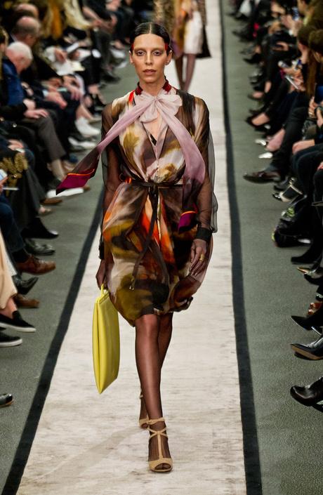 Показ Givenchy на Неделе моды в Париже
