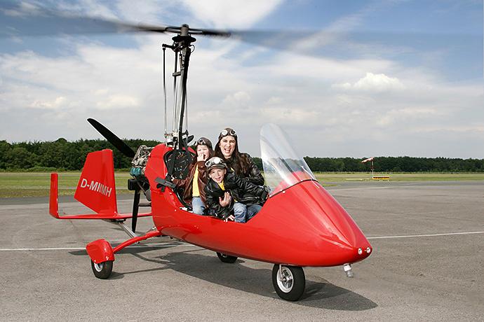 Тренажер вертолета