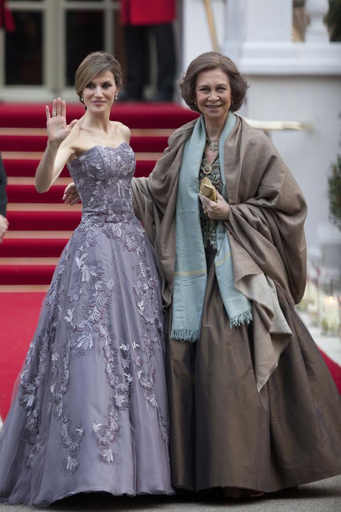 Королева Испании Летисия: фото 2015