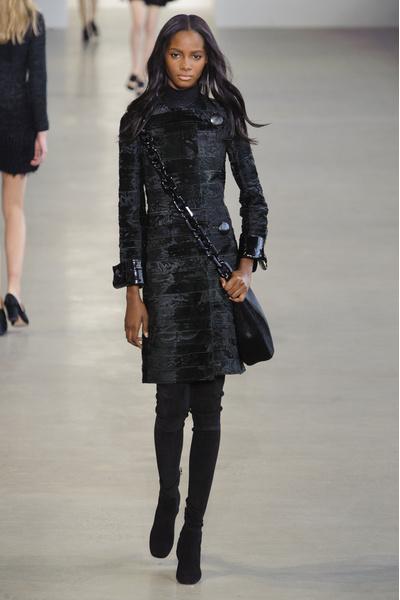 Показ Calvin Klein на Неделе моды в Нью-Йорке | галерея [1] фото [23]