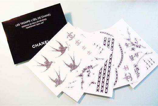 Trompe L'Oeil de Chanel