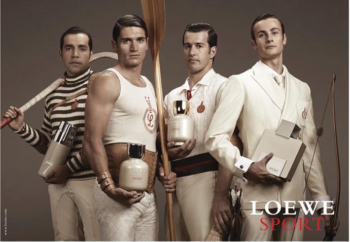 Парфюмерный дом Loewe выпустил коллекцию ароматов Loewe Sport