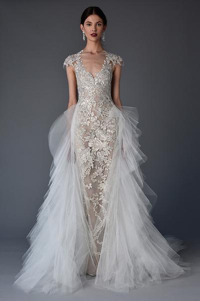 Лучшие коллекции Недели свадебной моды | галерея [1] фото [13]