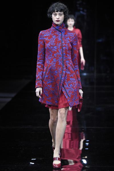 Неделя моды в Милане: 27 февраля | галерея [1] фото [6]