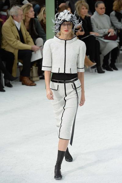 Показ Chanel Haute Couture | галерея [1] фото [15]