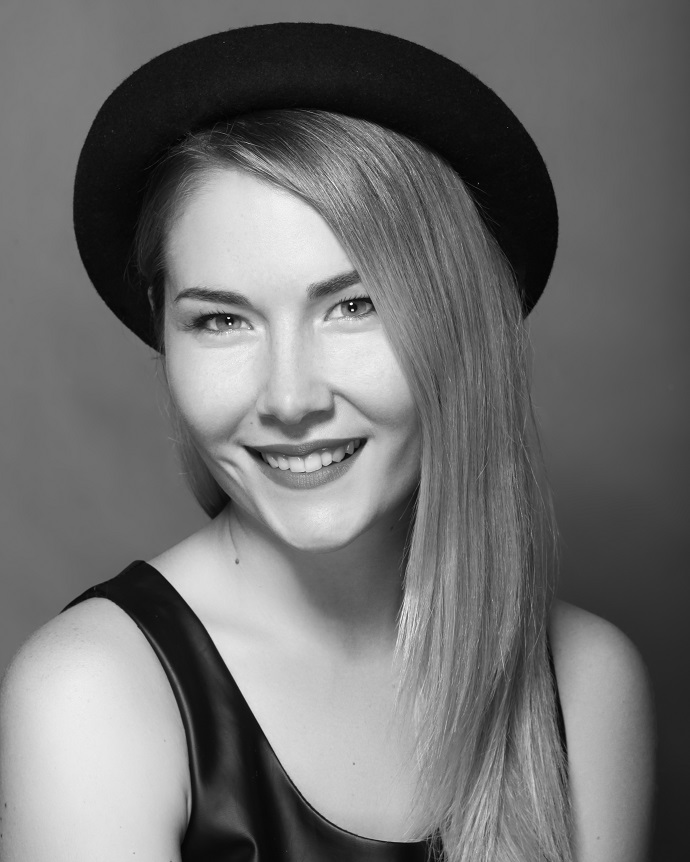Анна Меркушева, национальный визажист Make Up For Ever в России