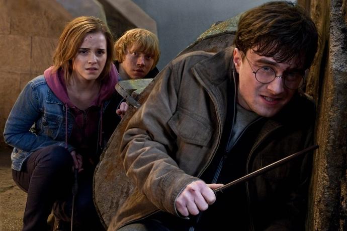 №8. «Гарри Поттер и Дары Смерти: Часть II» (Harry Potter and the Deathly Hallows: Part 2), 2011