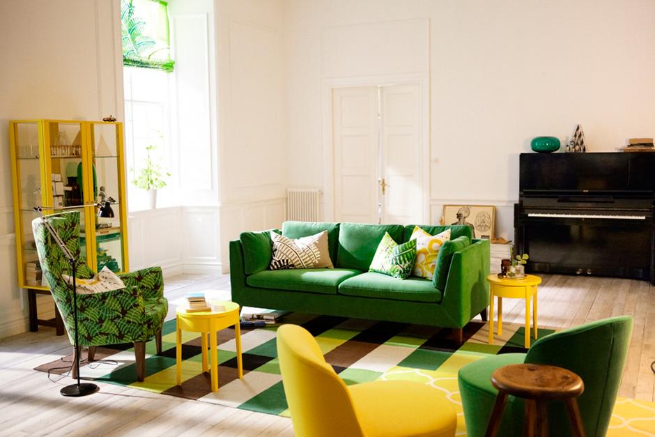Мебель из коллекции Stockholm, ИKEA, магазины ИКЕА