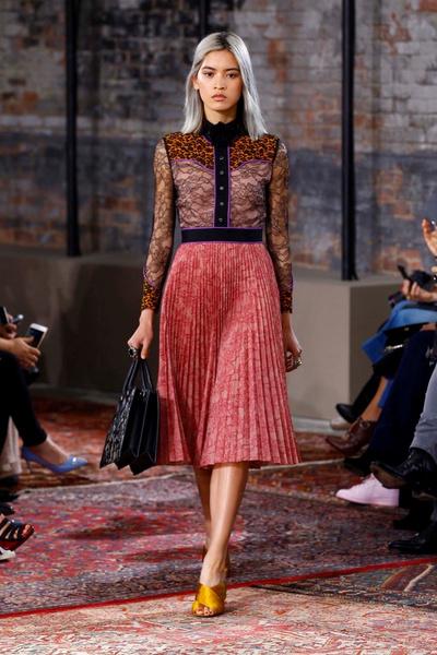 Дом Gucci представил новую круизную коллекцию 2016 | галерея [2] фото [42]