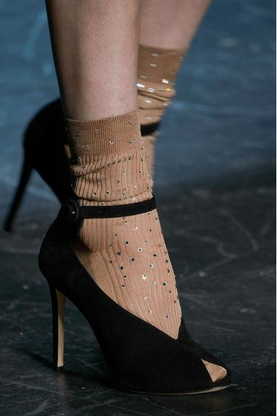 Самая красивая обувь Недели моды в Нью-Йорке | галерея [1] фото [11]