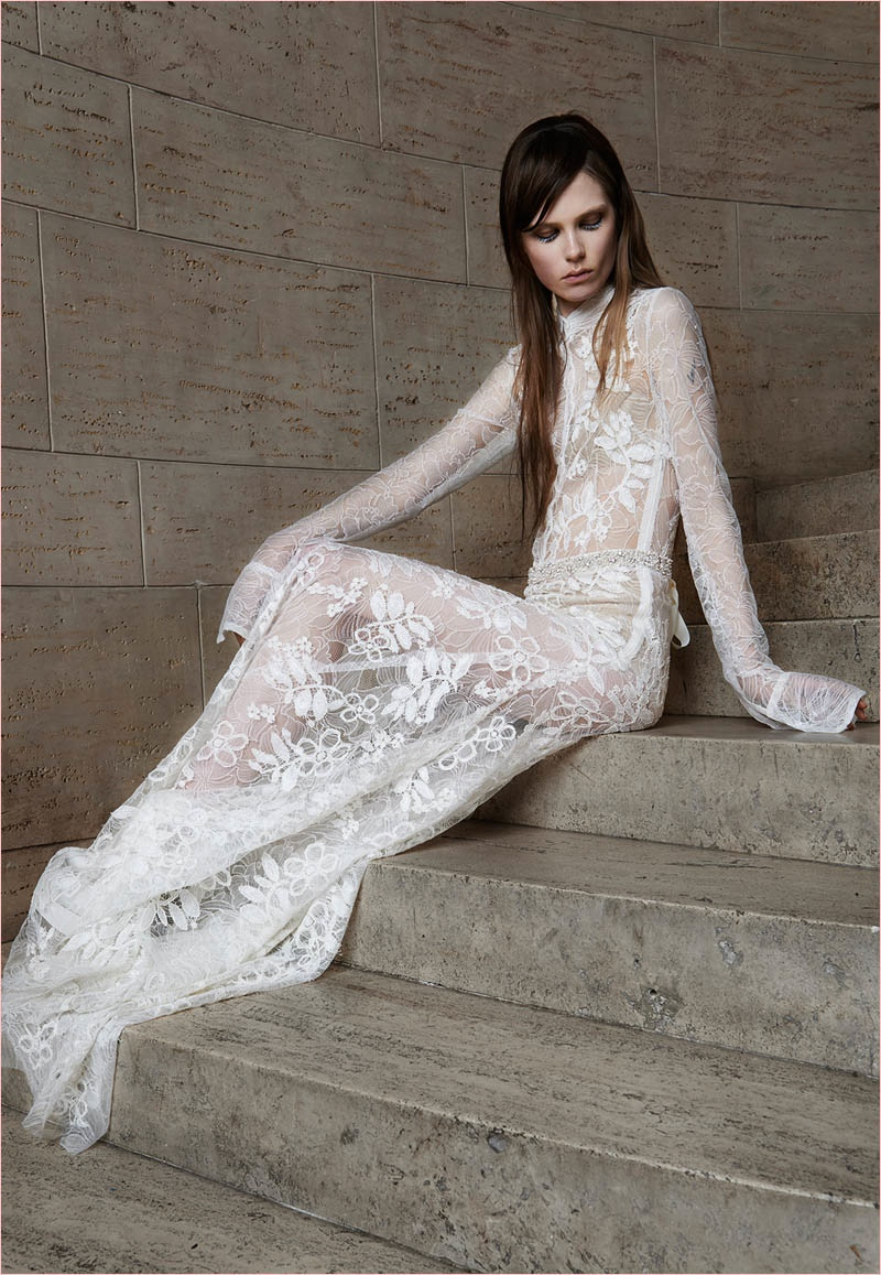 Платья от Vera Wang