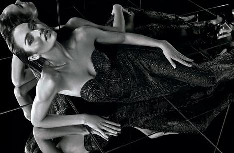Кэндис Свейнпол снялась в новой рекламной кампании Osmoze | галерея [1] фото [10]