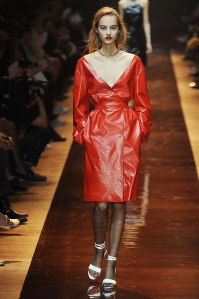 Неделя моды в Париже: день пятый | галерея [6] фото [3]