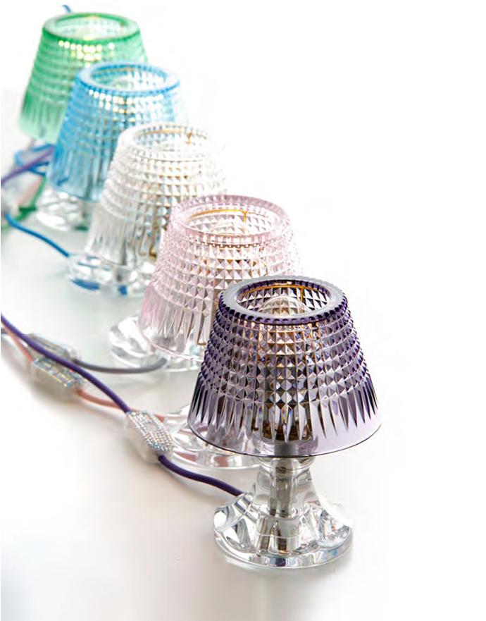 Настольные лампы из муранского стекла