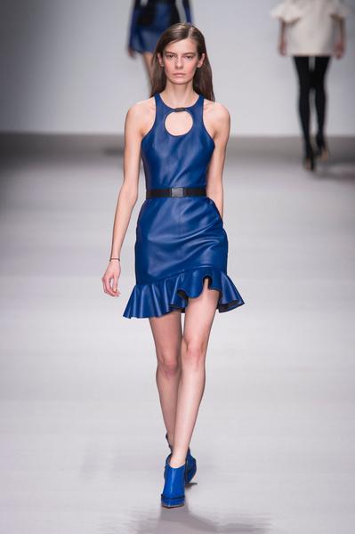 Неделя моды в Лондоне: 22 февраля | галерея [1] фото [8]