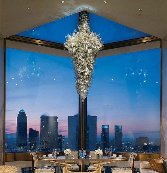10 самых дорогих отельных номеров в мире | галерея [7] фото [1]