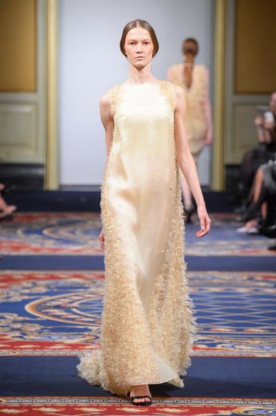 Показ осенне-зимней коллекции Ruban на Mercedes-Benz Fashion Week RussiaПоказ осенне-зимней коллекции Ruban на Mercedes-Benz Fashion Week Russia | галерея [2] фото [1]