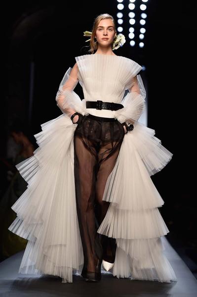 Показ Jean Paul Gaultier Couture | галерея [1] фото [3]