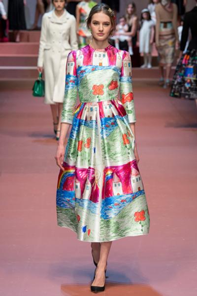 От первого лица: редактор моды ELLE о взлетах и провалах на Неделе моды в Милане | галерея [2] фото [5]