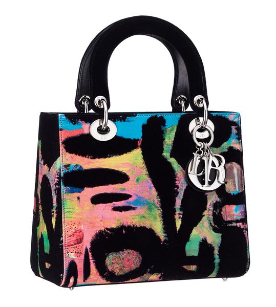Dior представил новую коллаборацию с современными художниками | галерея [1] фото [8]