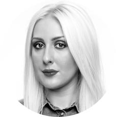 Мария Пыренкова, ведущий визажист Yves Saint Laurent Beaute