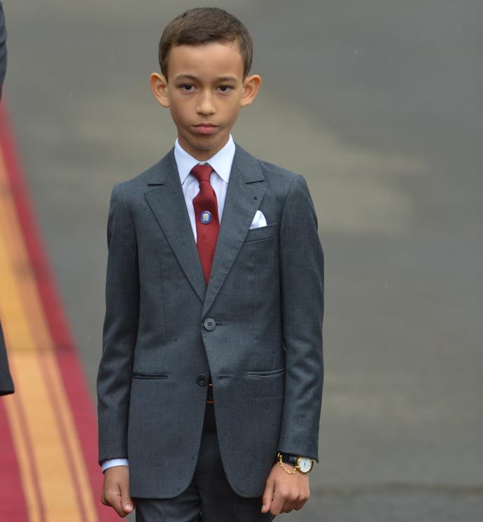 Принц Марокко Мулай Эль Хассан