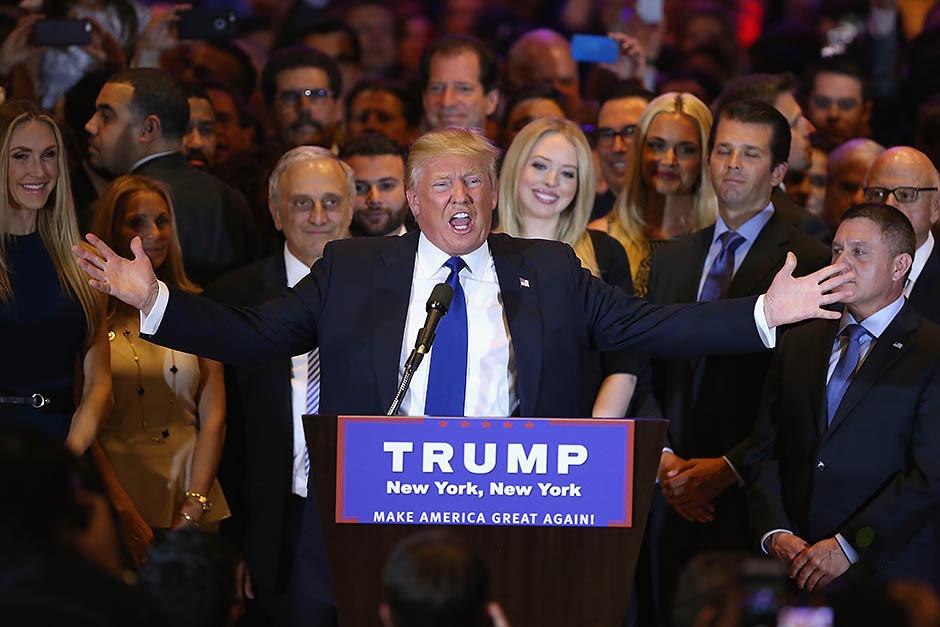 Тренды года: от Дональда Трампа до «Молодого Папы»