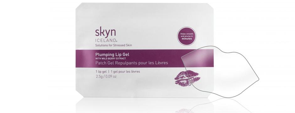 Патчи для губ Plumping Lip Gels от Skyn Iceland
