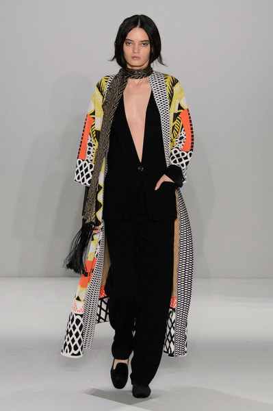 Неделя моды в Лондоне: 22 февраля | галерея [2] фото [17]