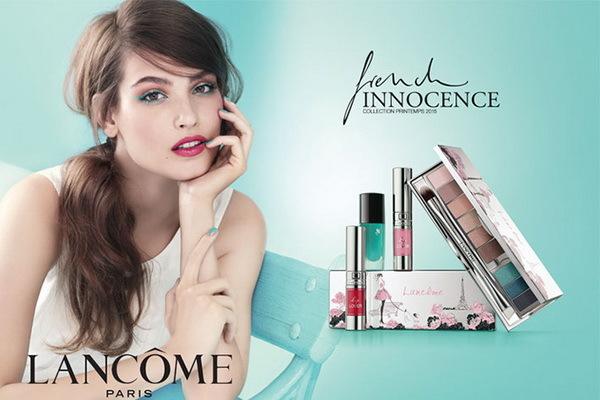Весення коллекция макияжа Lancôme